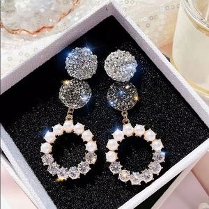 Sheer Ice Earring